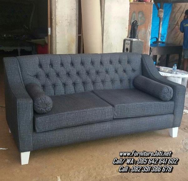 Kursi Sofa Santai Jepara Minimalis