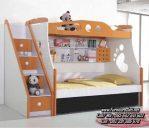 Tempat Tidur Susun Kayu Minimalis Anak
